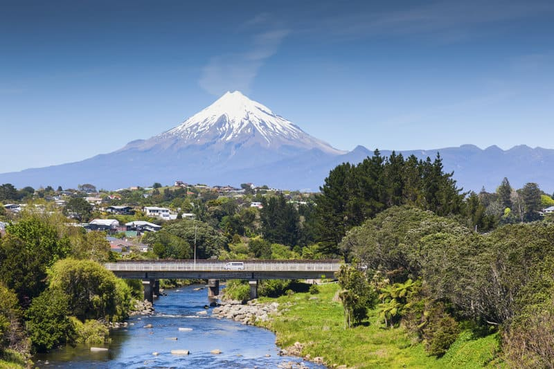 looking good mount taranaki