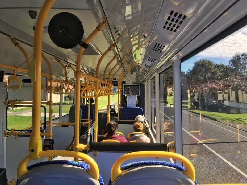 public bus new zealand