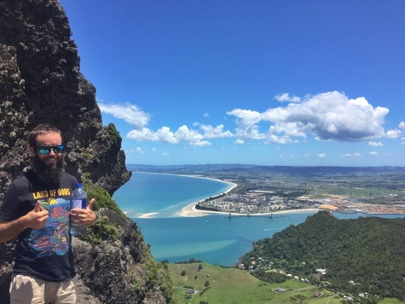 mount manaia summit views