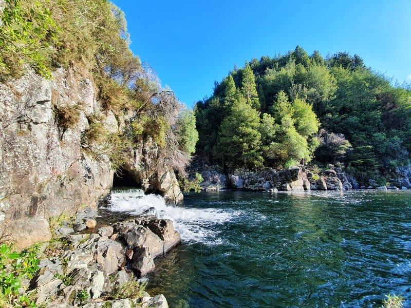 dickey flat waterfalls