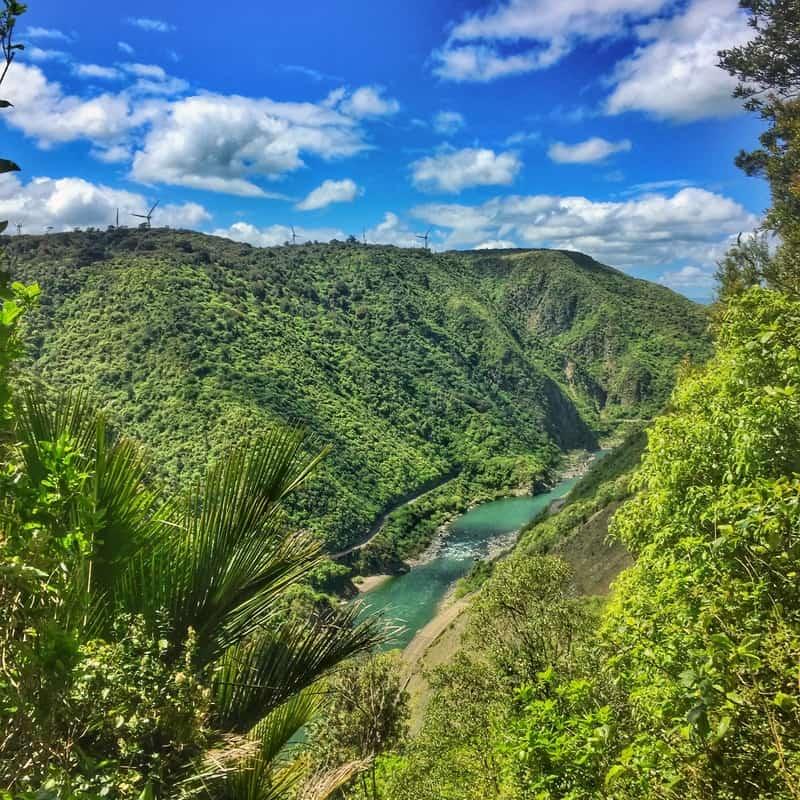 the manawatu gorge