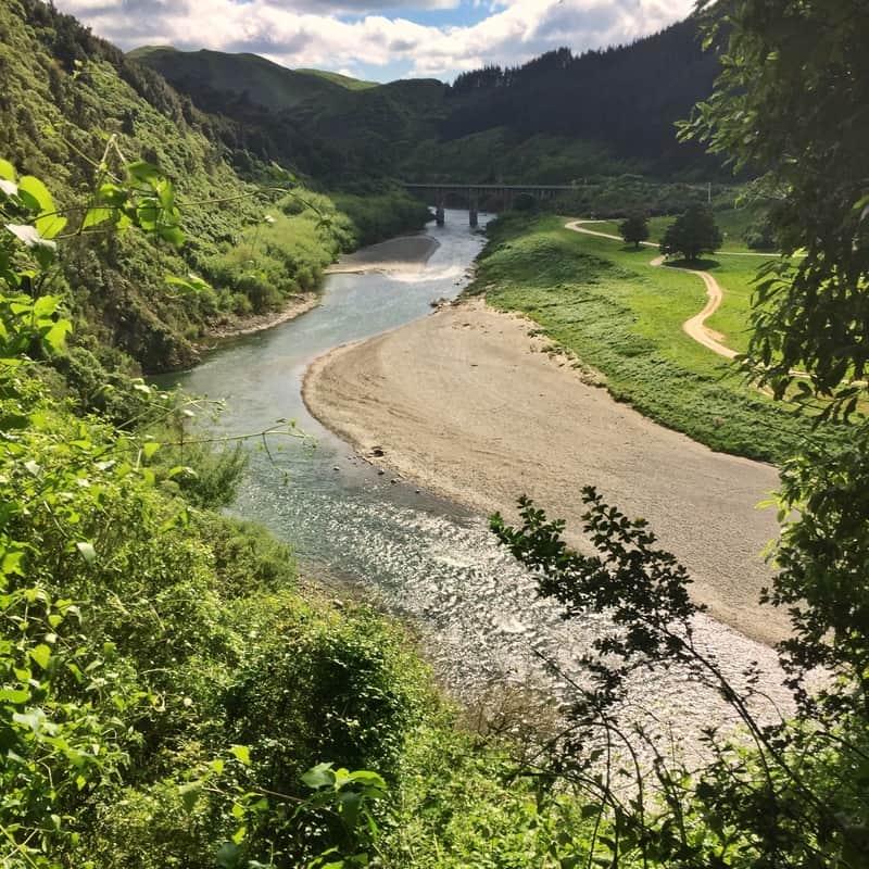 manawatu gorge view