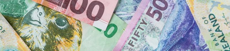 new zealand bank notes up close