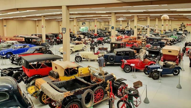 southward car museum