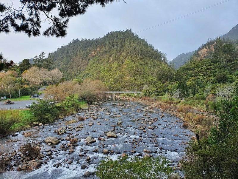 karangahake gorge views