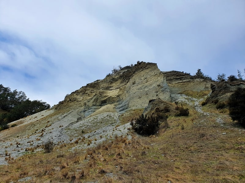 sluiced canyon mount crichton loop track