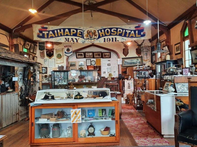 taihape museum