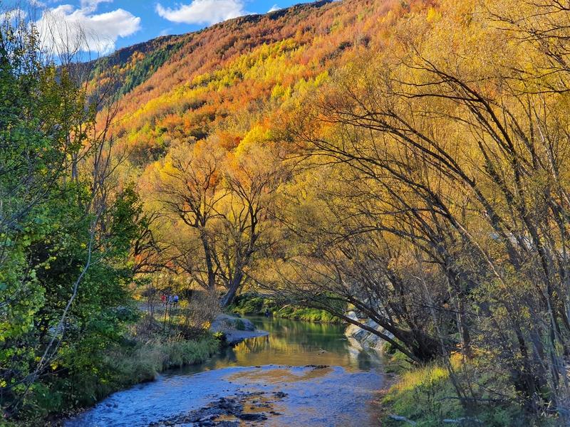 arrow river trail