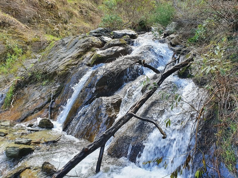 arrowtown waterfall