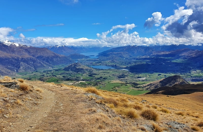crown peak track arrowtown