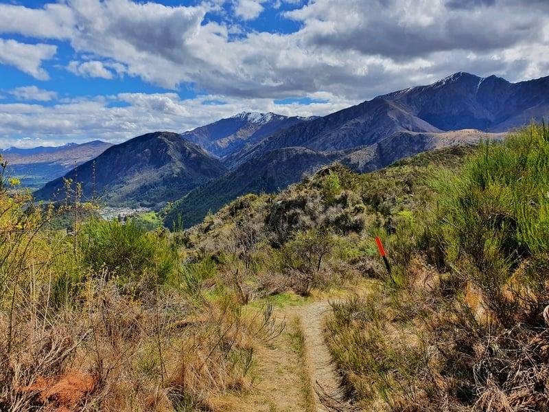 new chum gully track views