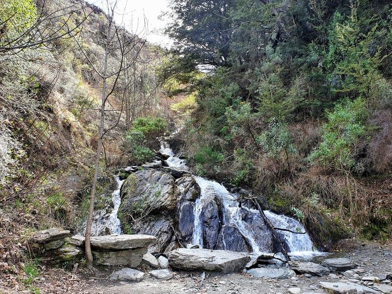 sawpit gully falls