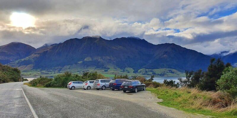 isthmus peak track car park