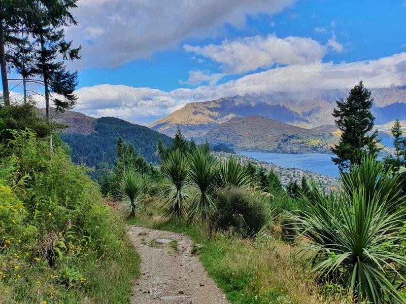 tiki trail descent
