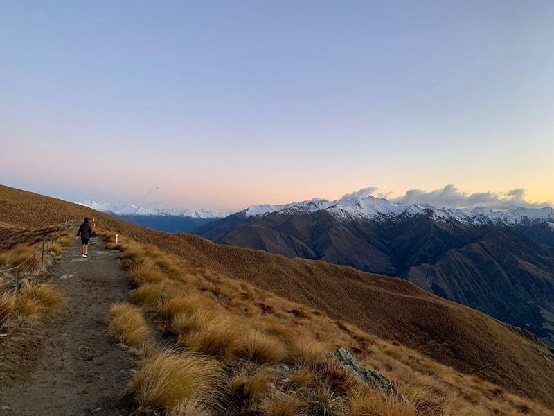 beautiful views on isthmus peak