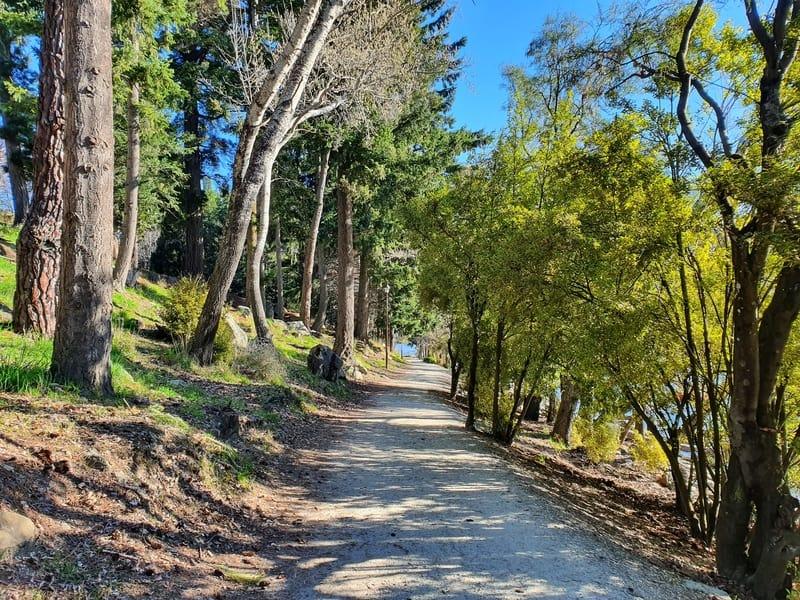 queenstown gardens walkway